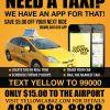 Yellow Cab  & AAA Sedan